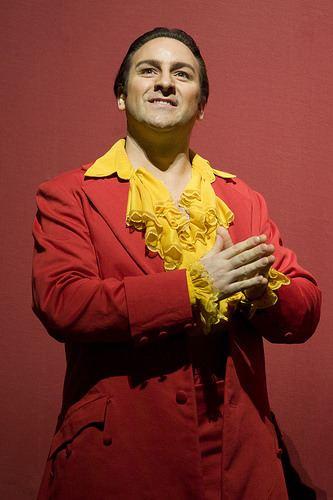 John Osborn (tenor) John Osborn People Royal Opera House