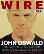 John Oswald (composer) individualutorontocarelliottwirejpg