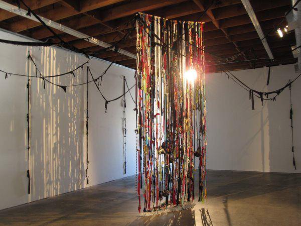John Outterbridge John Outterbridge discusses his show at LAXART artforum