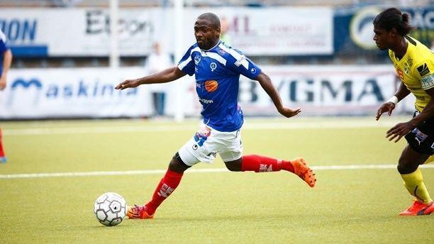 John Owoeri Owoeri klar fr Hcken Herrallsvenskan Fotboll