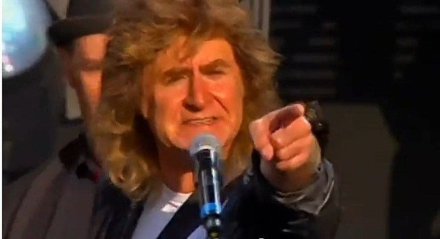 John Parr John Parr Featured On 8039s At 8 With Naughty Naughty VIDEO