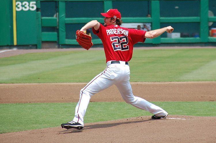 John Patterson (infielder) John Patterson pitcher Wikipedia