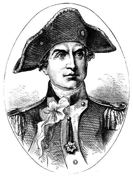 John Paul (colonial administrator) John Paul Jones