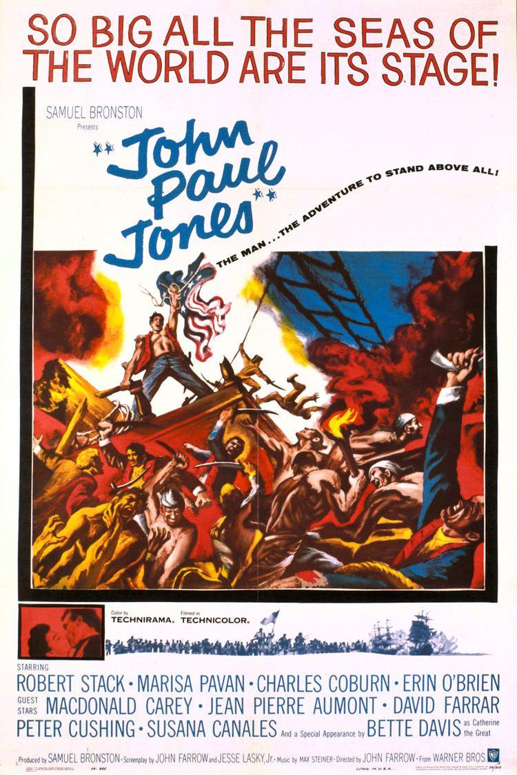 John Paul Jones (film) wwwgstaticcomtvthumbmovieposters1801p1801p