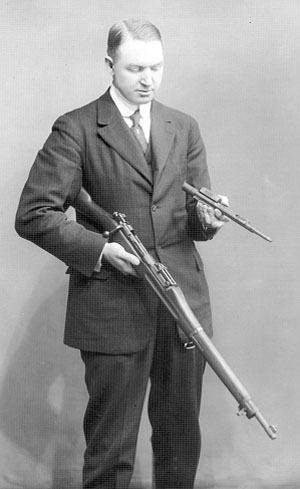 Image result for John Pedersen (arms designer)