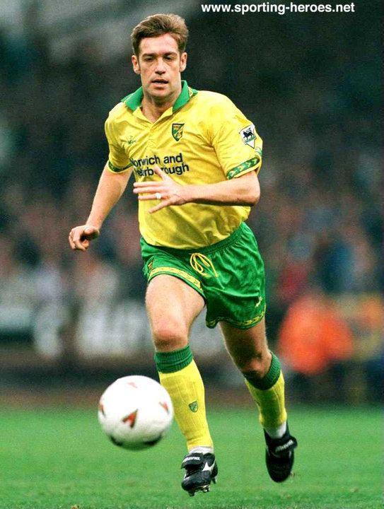 John Polston John POLSTON League Appearances Norwich City FC