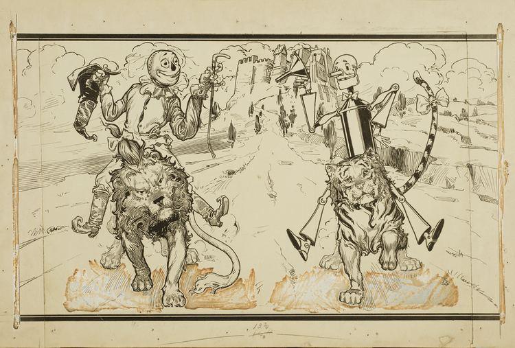 John R. Neill Online Gallery International Wizard of Oz Club