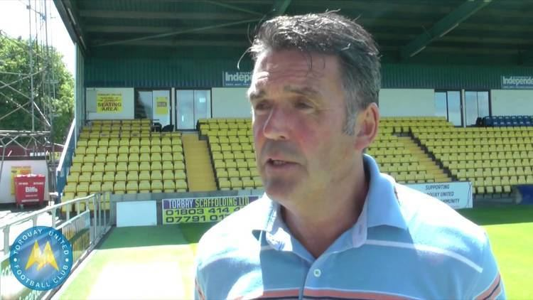 John Ramshaw Inside TQ1 John Ramshaw joins the club as assistant manager 2906