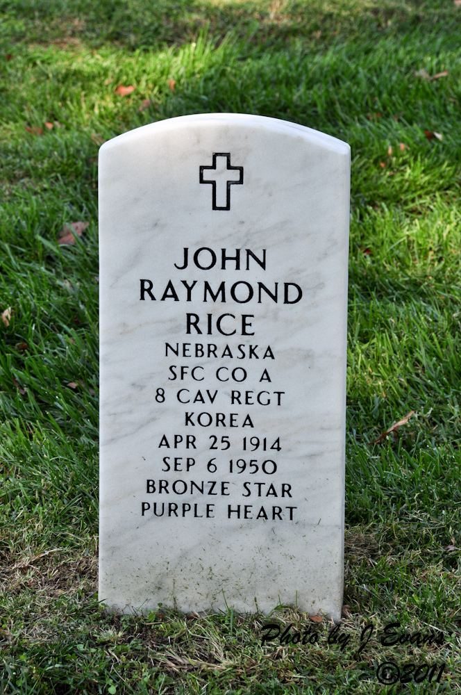 John Raymond Rice John Raymond Rice 1914 1950 Find A Grave Memorial