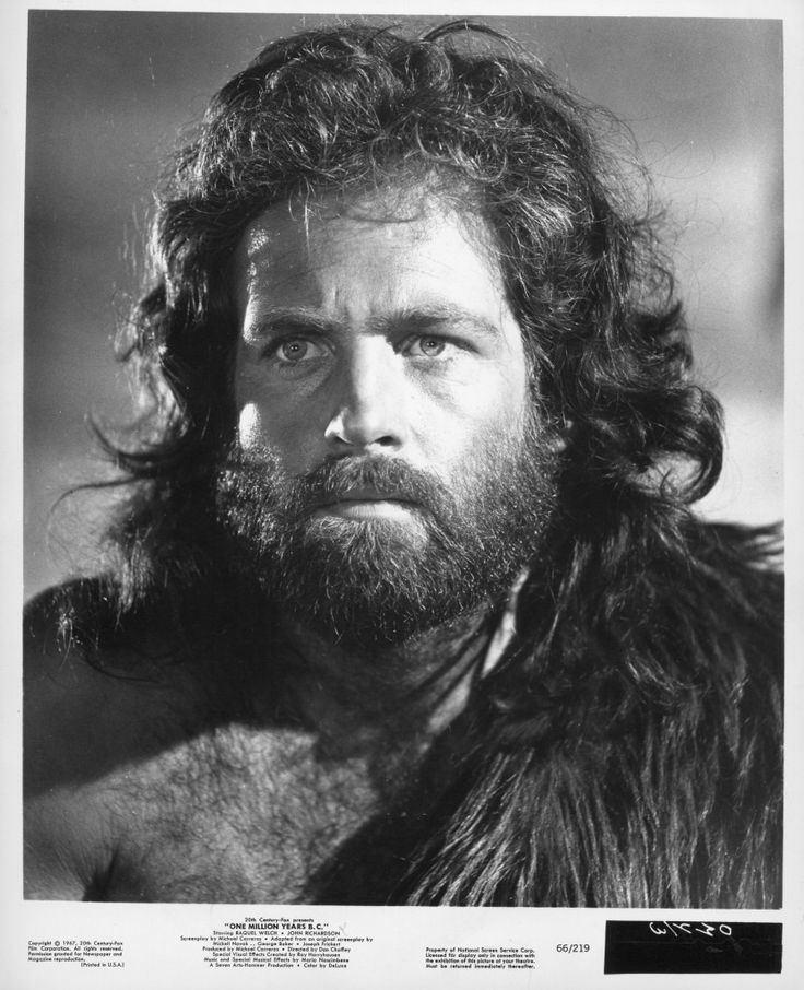 John Richardson (actor) John Richardson One Million Years BC TV amp MOVIE