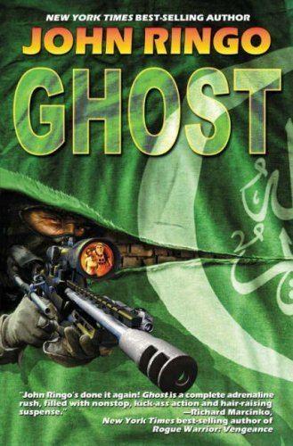 John Ringo Amazoncom Ghost Paladin of Shadows Book 1 9781416520870 John