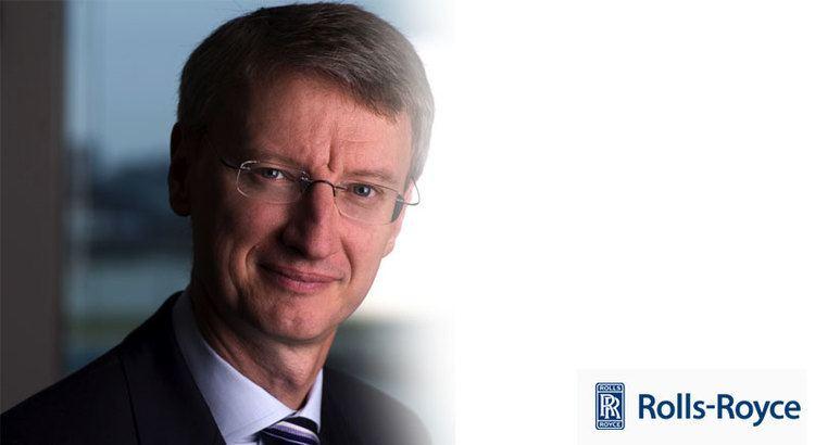 John Rishton Arabian Aerospace New CEO named for RollsRoyce