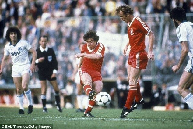 John Robertson (footballer, born 1953) Robertson was the most unlikely professional you could see but