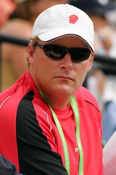 John Roddick Roddick Named OU Men39s Tennis Coach