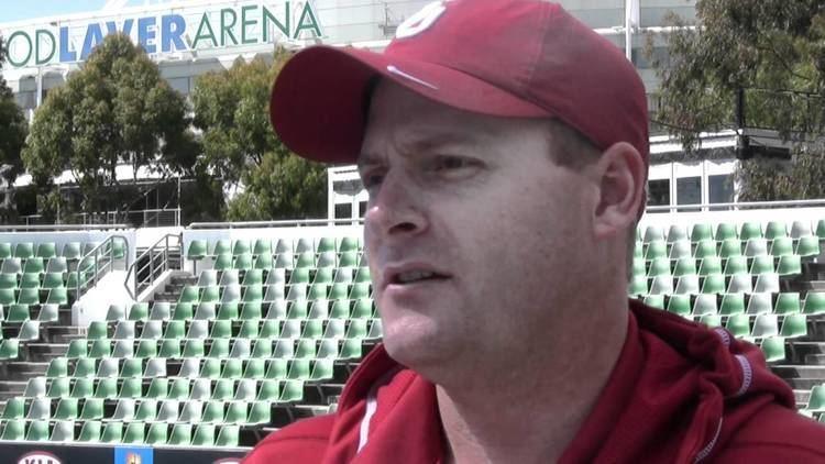 John Roddick John Roddick Interview with tenniscomau at Melbourne