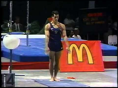 John Roethlisberger John Roethlisberger Vault 1995 McDonald39s World Team
