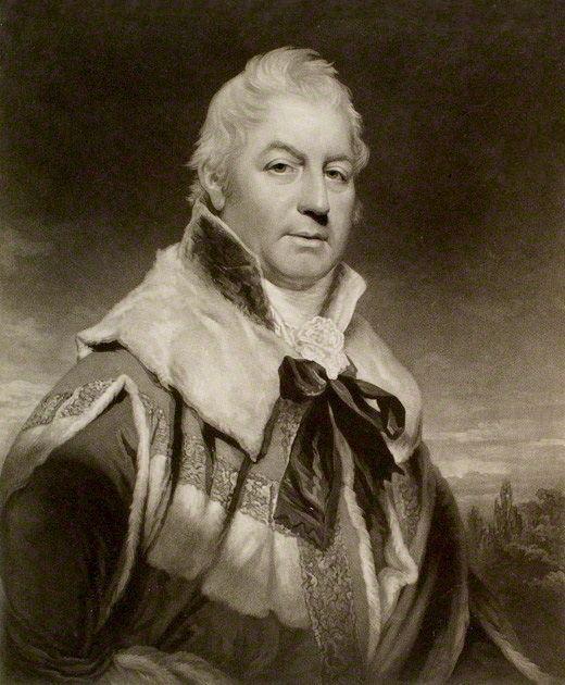 John Rous, 1st Earl of Stradbroke