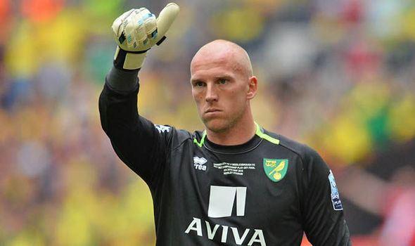 John Ruddy John Ruddy I won39t ditch Norwich for Chelsea this summer