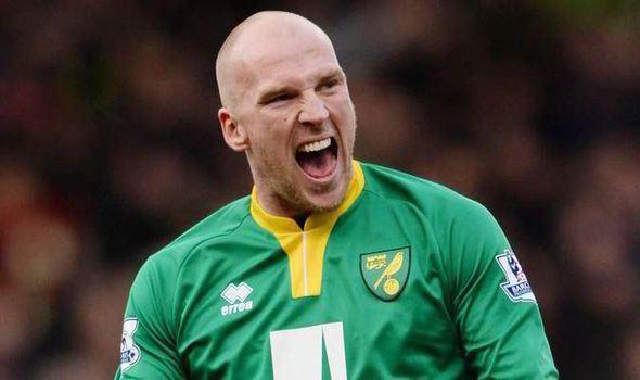 John Ruddy Norwich survival the priority for England hopeful John