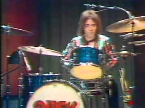 John Rutsey RUSH Working Man early 1974 John Rutsey on drums YouTube