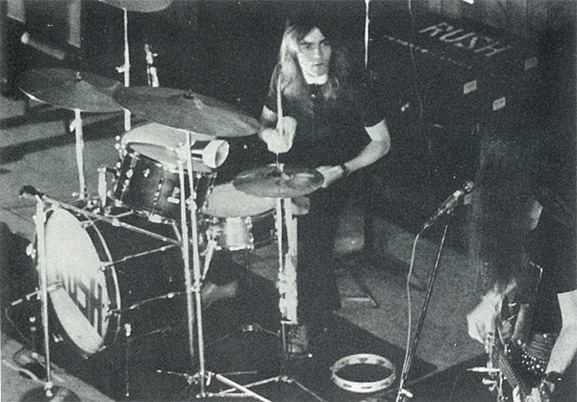 John Rutsey Rush The Ultimate Power Trio