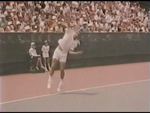 John Sadri John McEnroe vs John Sadri 1978 NCAA Tennis Finals YouTube