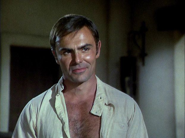John Saxon (actor) johnrieber Obscure Movies