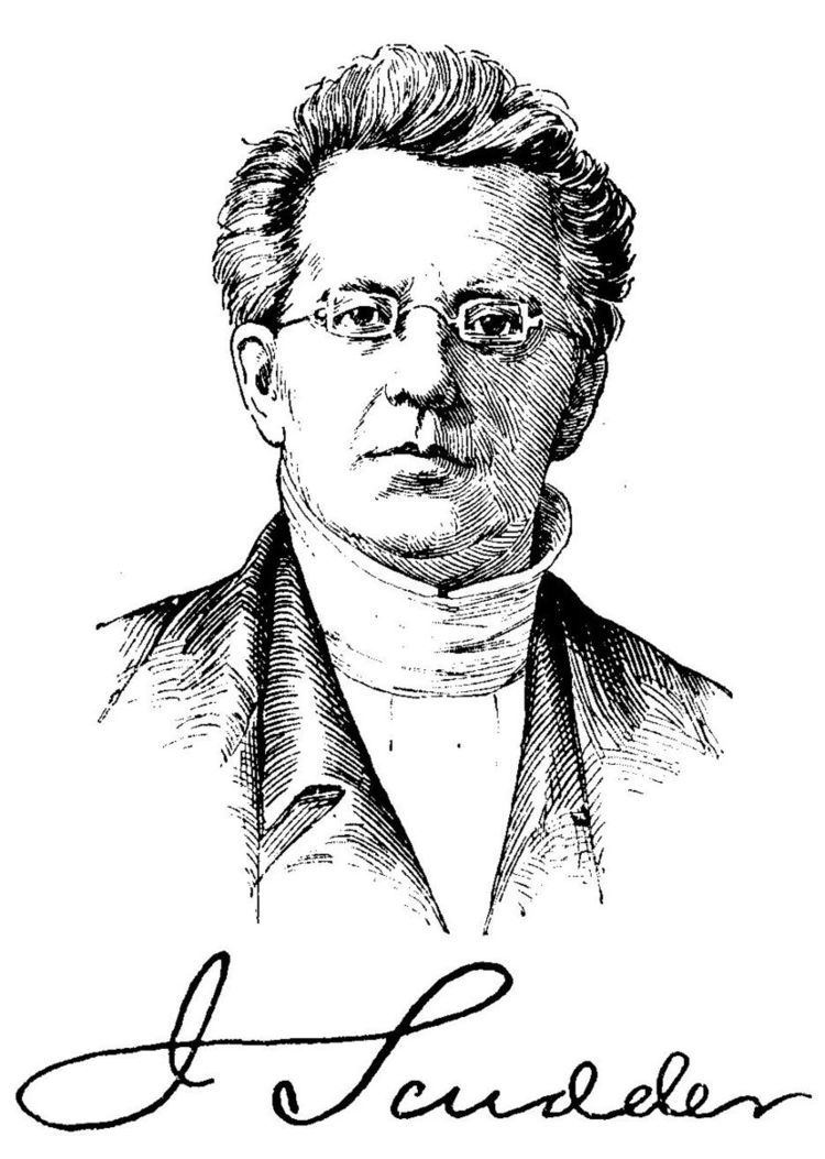 John Scudder, Sr.