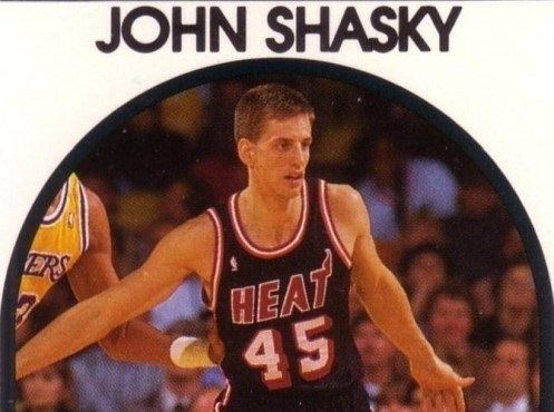 John Shasky We Like Obscure NBA Players John Shasky The NoLook Pass