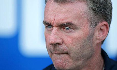 John Sheridan (footballer) John Sheridan sacked as manager of Chesterfield Football