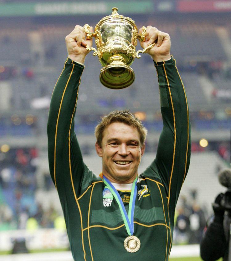 John Smit SA Rugby Travel