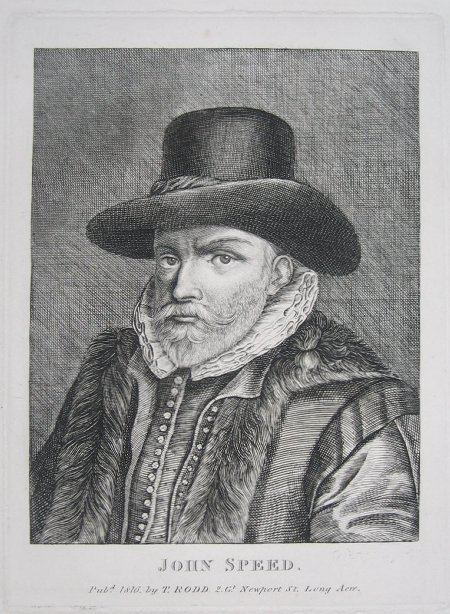 John Speed 17th Century Weems Collections