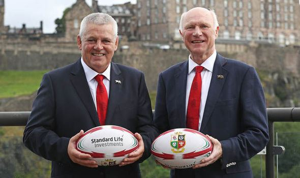 John Spencer (rugby union) Lions manager John Spencer promises no repeat of disastrous 2005