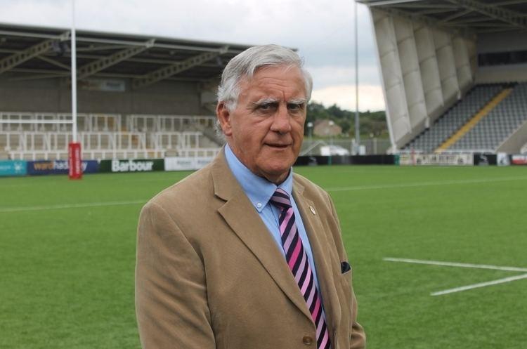 John Stephens (rugby league) John Stephens becomes Thunder president