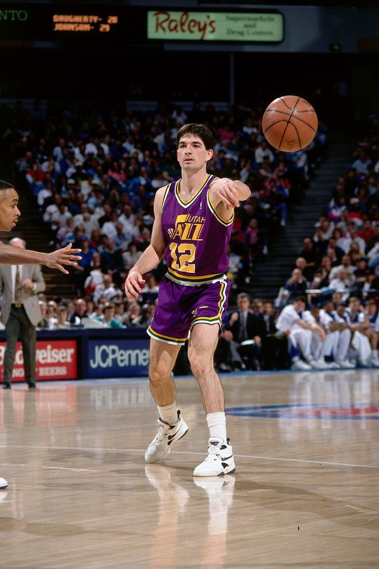 John Stockton John Stockton NBAcom All Ball Blog with Lang Whitaker