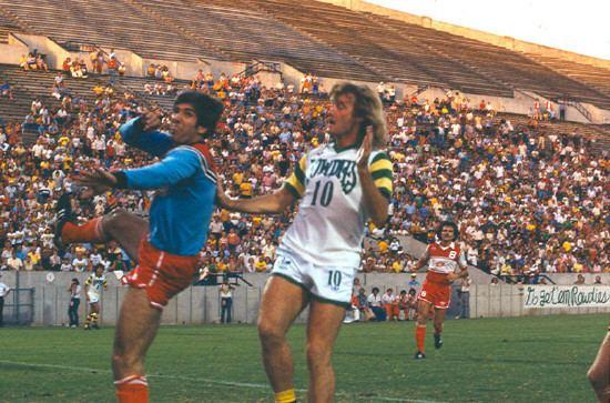 John Stremlau NASL Soccer North American Soccer League PlayersKeith Van Eron