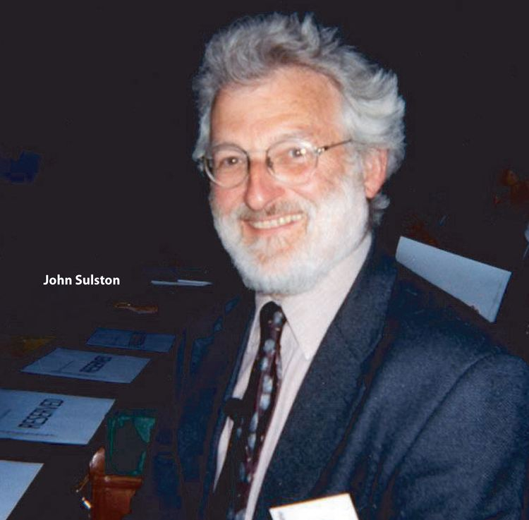 John Sulston John Sulston Wikipedia the free encyclopedia