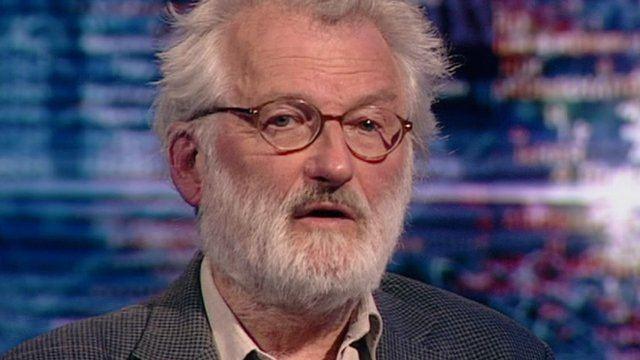 John Sulston BBC News Hardtalk Sir John Sulston 39No need to rush