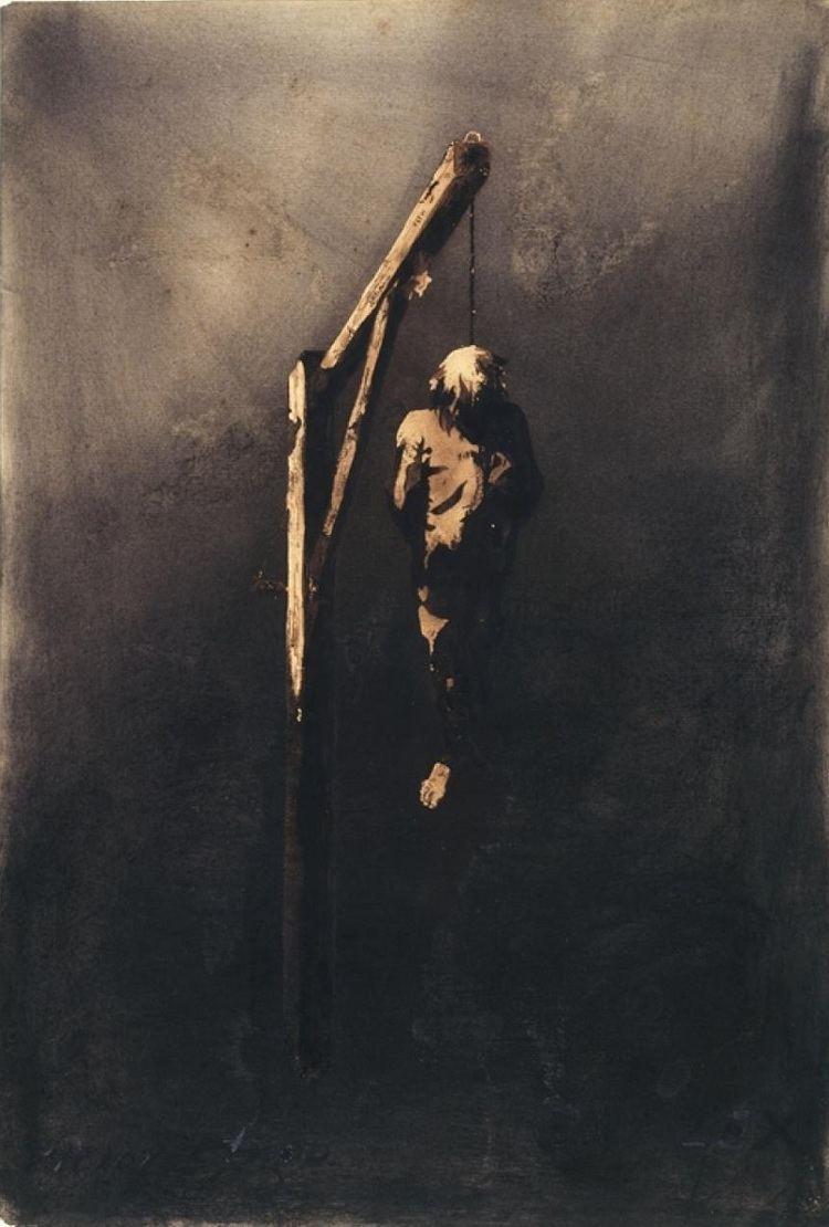 John Tapner ExecutedTodaycom 1854 John Tapner the last hanged on Guernsey