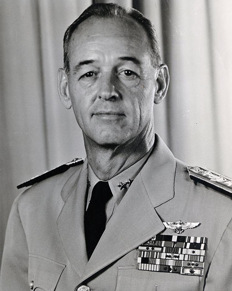 John Thach Admiral John S Jimmy Thach USN Ret 19051981 US Naval
