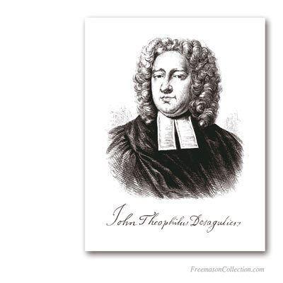 John Theophilus Desaguliers John Theophilus Desaguliers by Bro Robert Paterson