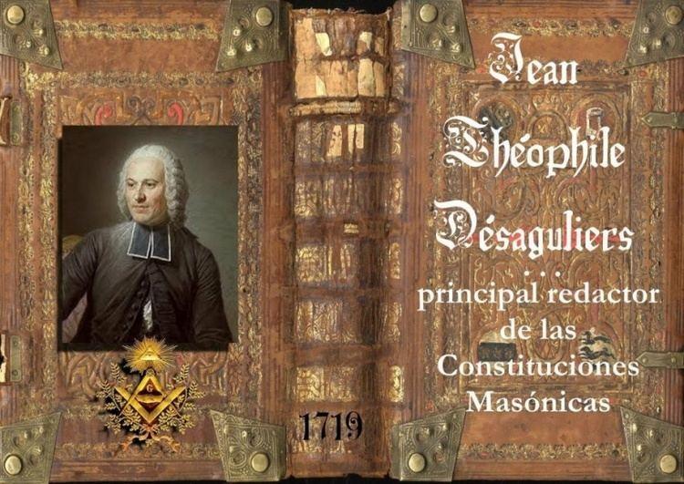 John Theophilus Desaguliers John Theophilus Desaguliers FreimaurerWiki