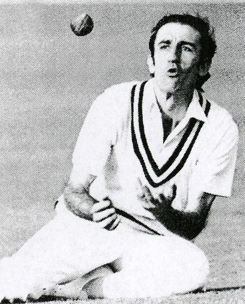 John Traicos (Cricketer) in the past