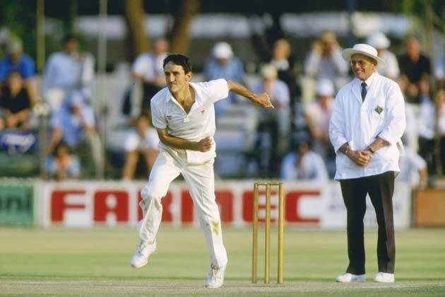 John Traicos (Cricketer)