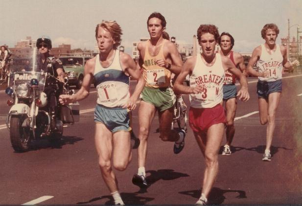 John Treacy RACES BY THE YEAR