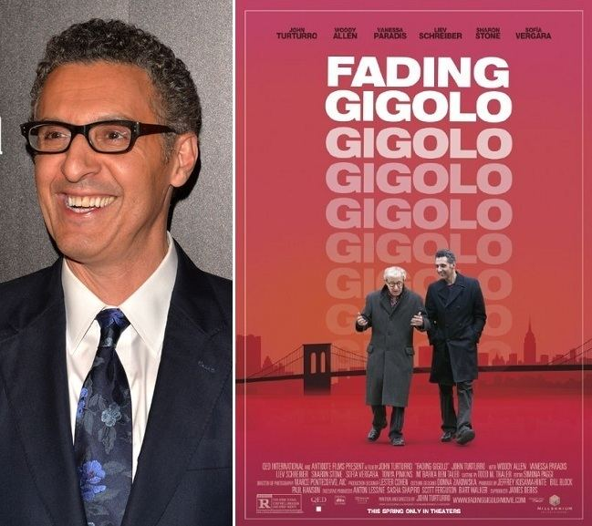 John Turturro Interview John Turturro Writerdirectorstar of Fading Gigolo