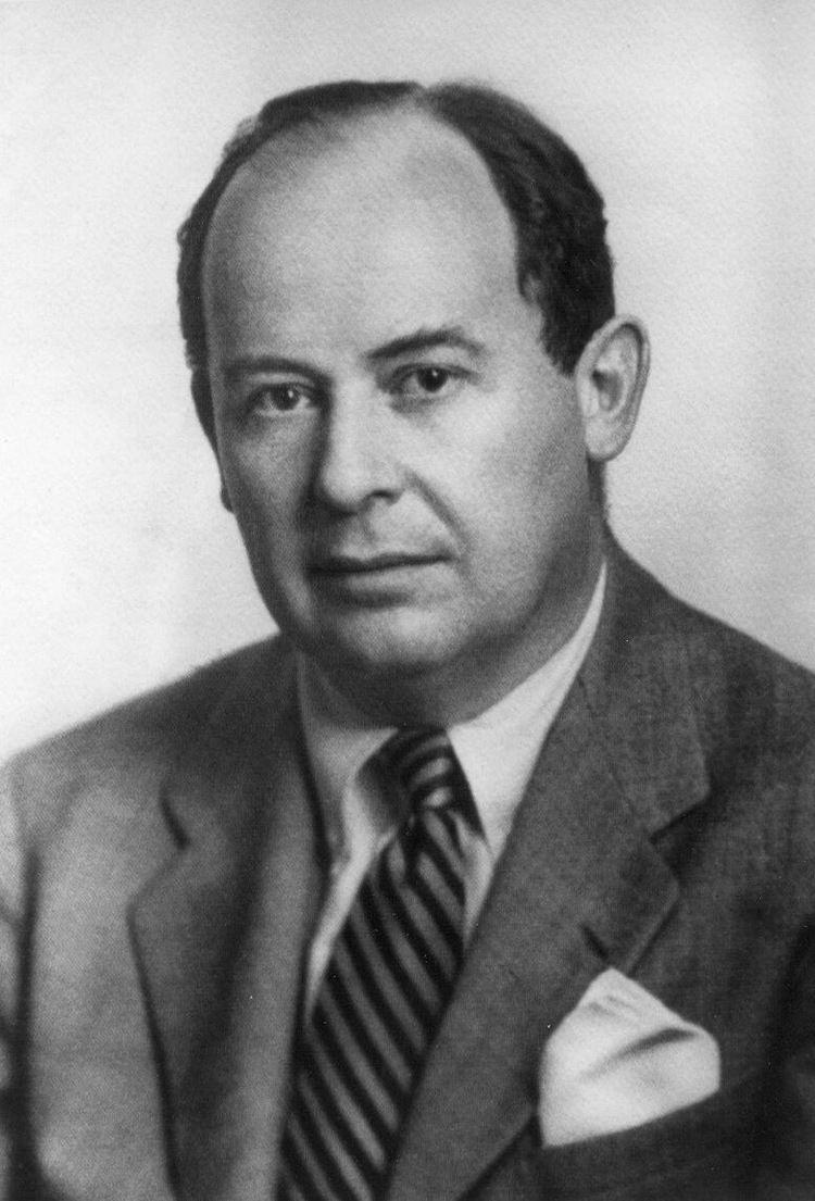 John von Neumann John Von Neumann Roll No 15 LBS kuttipedia