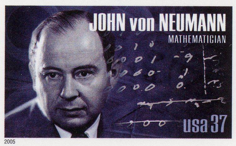 John von Neumann VonNeumann Portraits