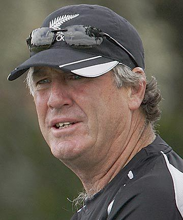 John Wright (cricketer) John Wright to coach Black Caps cricket sport Stuff