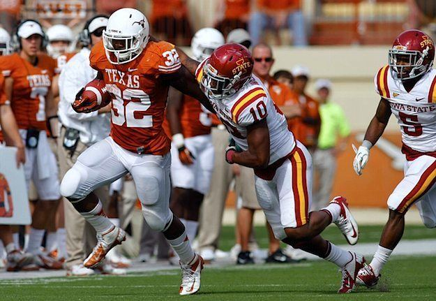 Johnathan Gray Johnathan Gray Named to Watch List for Earl Campbell Tyler